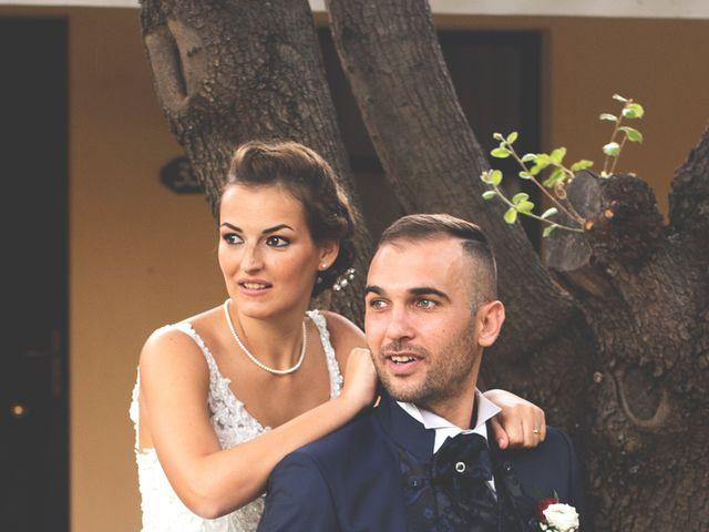 Il matrimonio di Fabio e Elisa a Cabras, Oristano 104