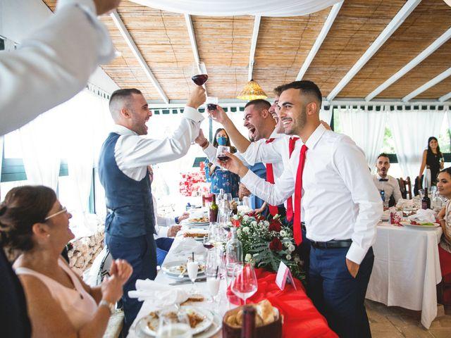 Il matrimonio di Fabio e Elisa a Cabras, Oristano 106