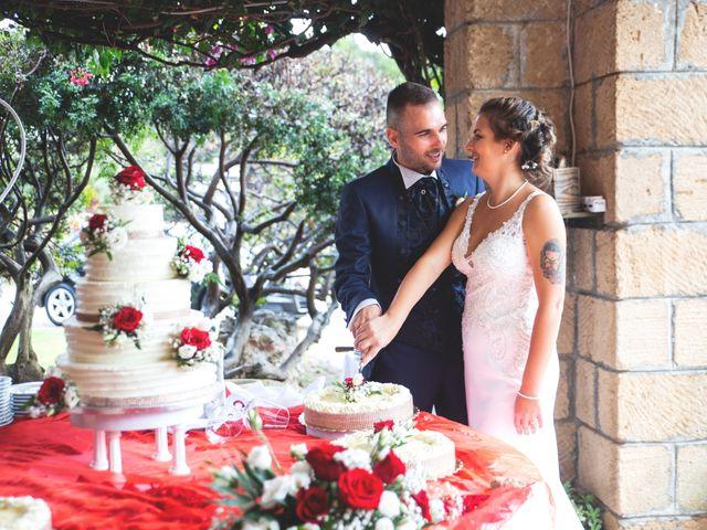 Il matrimonio di Fabio e Elisa a Cabras, Oristano 109