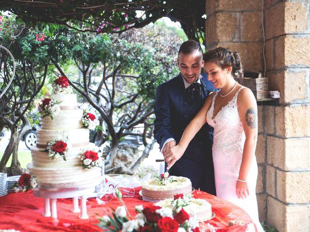 Il matrimonio di Fabio e Elisa a Cabras, Oristano 110