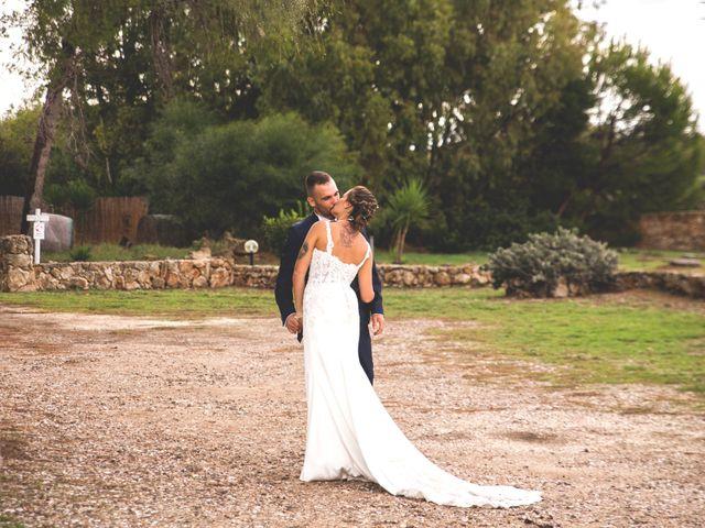 Il matrimonio di Fabio e Elisa a Cabras, Oristano 116