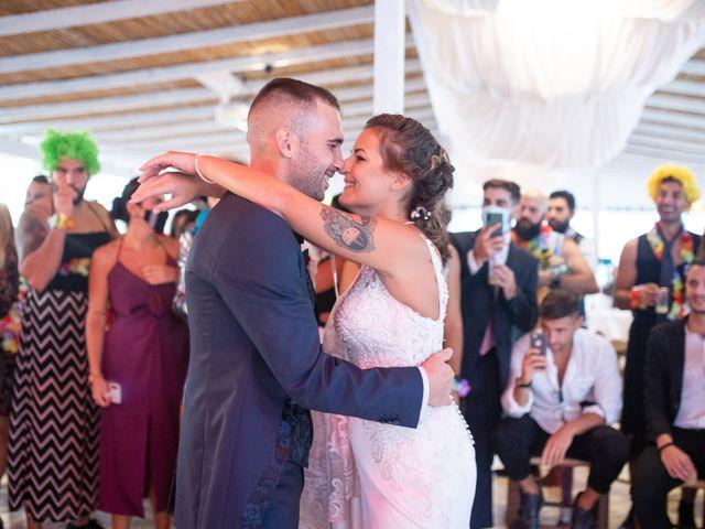 Il matrimonio di Fabio e Elisa a Cabras, Oristano 121
