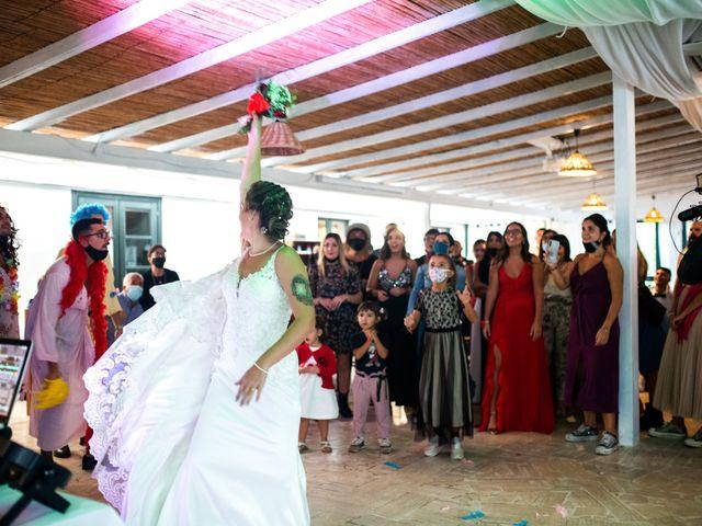 Il matrimonio di Fabio e Elisa a Cabras, Oristano 125