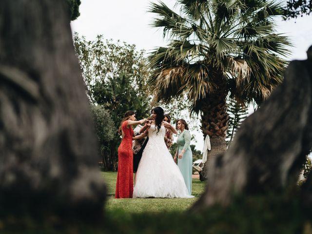 Il matrimonio di Lorena e Giuseppe a Acireale, Catania 11