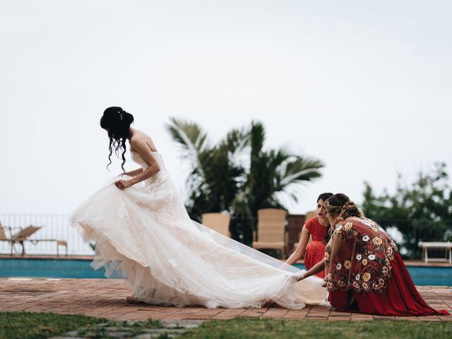 Il matrimonio di Lorena e Giuseppe a Acireale, Catania 13