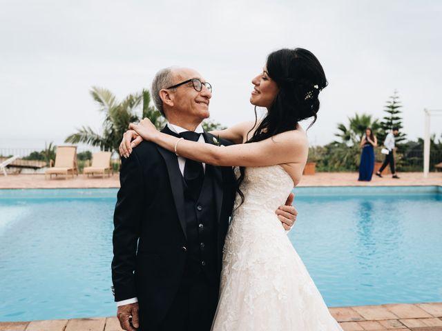 Il matrimonio di Lorena e Giuseppe a Acireale, Catania 18