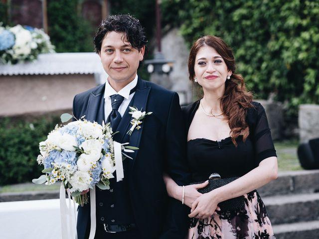 Il matrimonio di Lorena e Giuseppe a Acireale, Catania 27