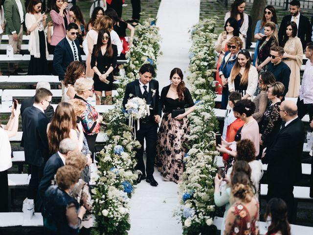 Il matrimonio di Lorena e Giuseppe a Acireale, Catania 31