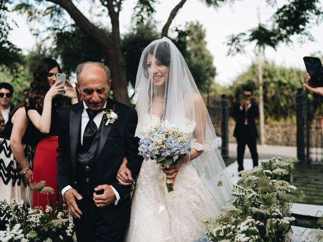 Il matrimonio di Lorena e Giuseppe a Acireale, Catania 32