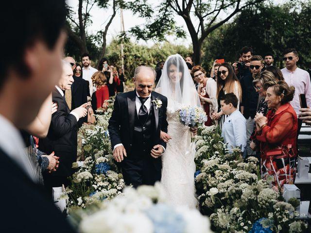 Il matrimonio di Lorena e Giuseppe a Acireale, Catania 33