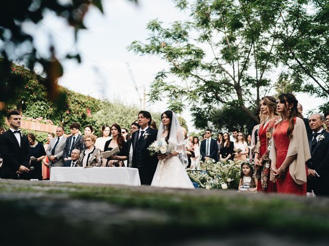 Il matrimonio di Lorena e Giuseppe a Acireale, Catania 34