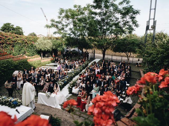 Il matrimonio di Lorena e Giuseppe a Acireale, Catania 36