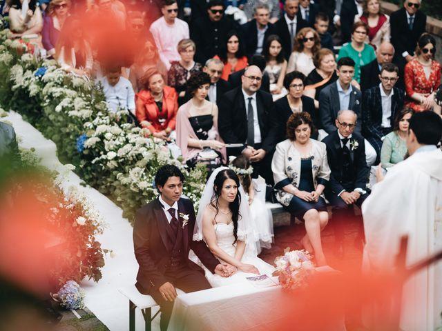 Il matrimonio di Lorena e Giuseppe a Acireale, Catania 37