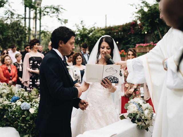 Il matrimonio di Lorena e Giuseppe a Acireale, Catania 38
