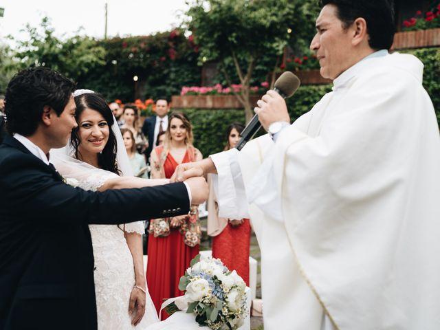 Il matrimonio di Lorena e Giuseppe a Acireale, Catania 39