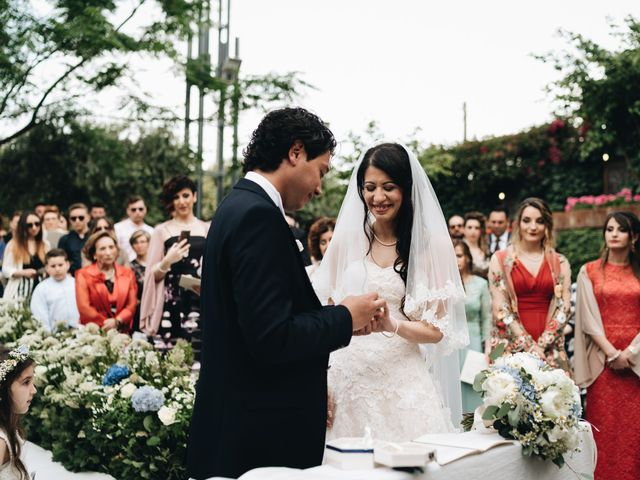 Il matrimonio di Lorena e Giuseppe a Acireale, Catania 42