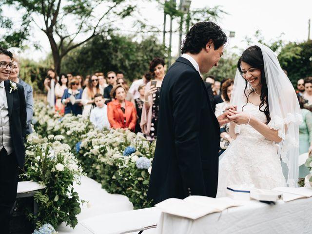 Il matrimonio di Lorena e Giuseppe a Acireale, Catania 43