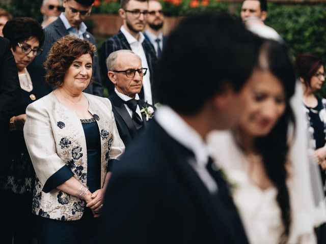 Il matrimonio di Lorena e Giuseppe a Acireale, Catania 44