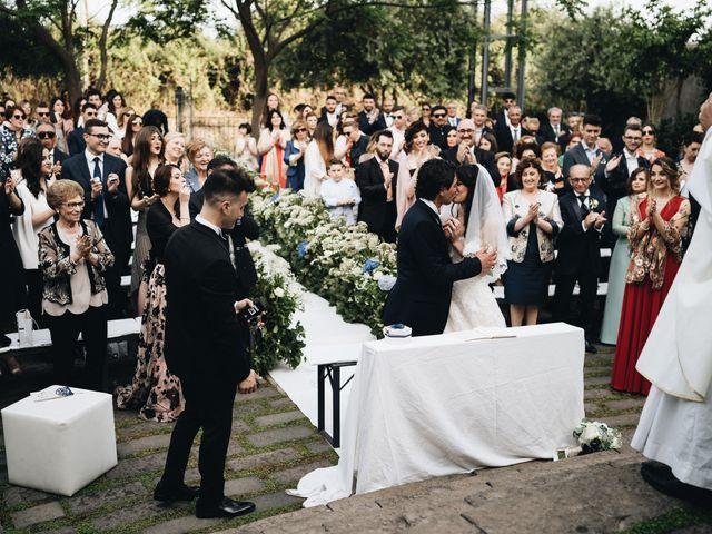 Il matrimonio di Lorena e Giuseppe a Acireale, Catania 48