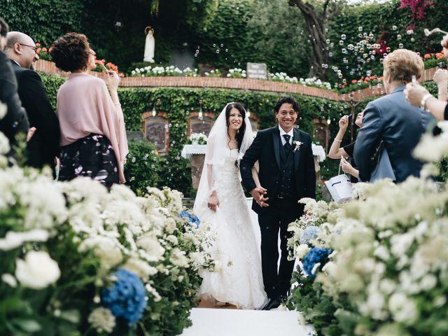 Il matrimonio di Lorena e Giuseppe a Acireale, Catania 49
