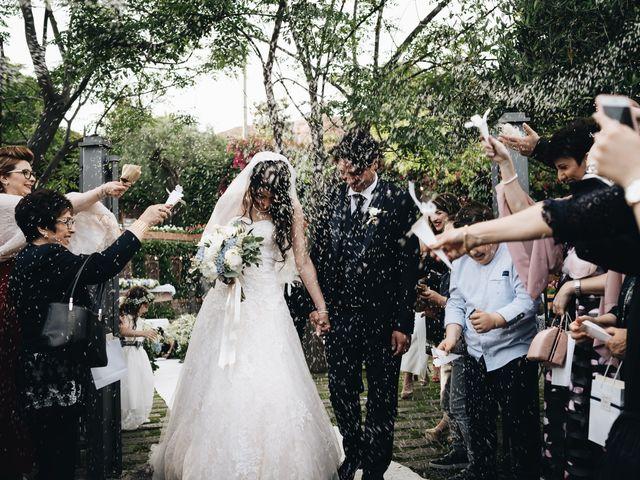 Il matrimonio di Lorena e Giuseppe a Acireale, Catania 50