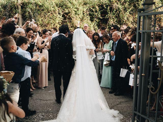 Il matrimonio di Lorena e Giuseppe a Acireale, Catania 51