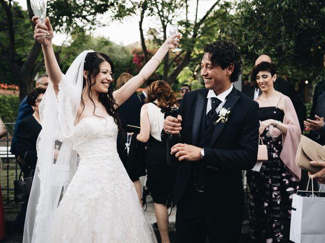 Il matrimonio di Lorena e Giuseppe a Acireale, Catania 52