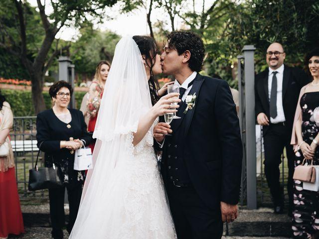 Il matrimonio di Lorena e Giuseppe a Acireale, Catania 53