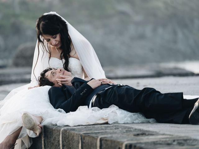 Il matrimonio di Lorena e Giuseppe a Acireale, Catania 63
