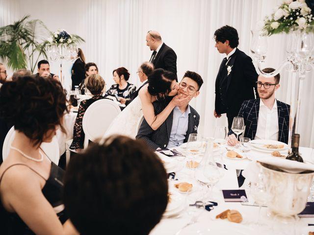 Il matrimonio di Lorena e Giuseppe a Acireale, Catania 73