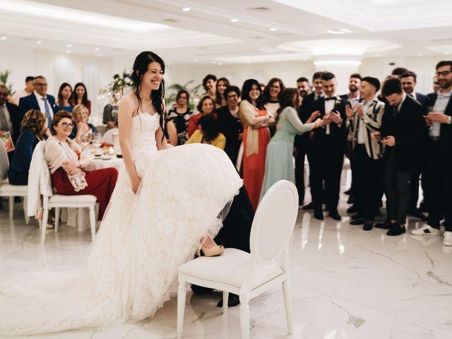 Il matrimonio di Lorena e Giuseppe a Acireale, Catania 76
