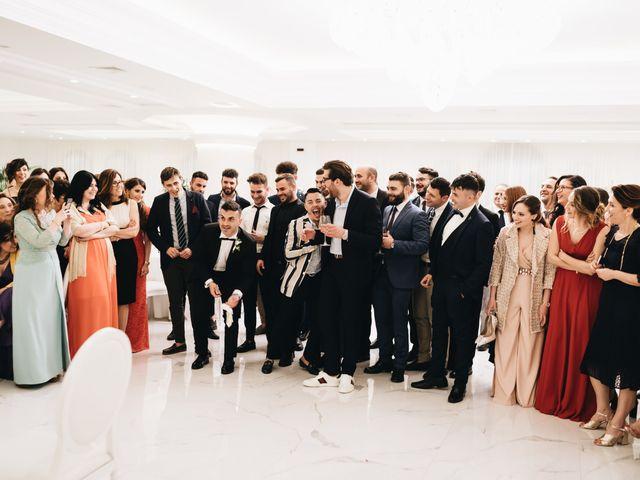 Il matrimonio di Lorena e Giuseppe a Acireale, Catania 78