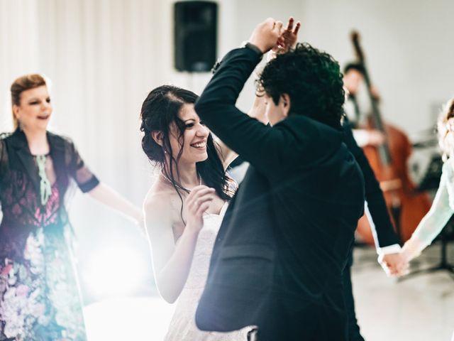 Il matrimonio di Lorena e Giuseppe a Acireale, Catania 79