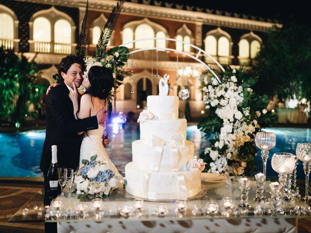 Il matrimonio di Lorena e Giuseppe a Acireale, Catania 85
