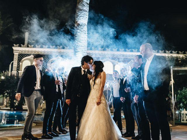 Il matrimonio di Lorena e Giuseppe a Acireale, Catania 88