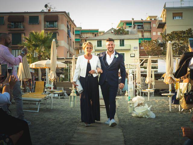 Il matrimonio di simone e Silvia a Albissola Marina, Savona 18