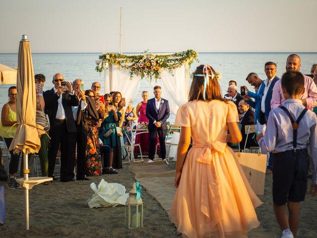 Il matrimonio di simone e Silvia a Albissola Marina, Savona 20