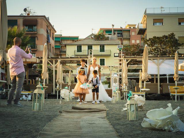 Il matrimonio di simone e Silvia a Albissola Marina, Savona 21