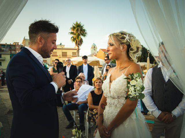 Il matrimonio di simone e Silvia a Albissola Marina, Savona 25