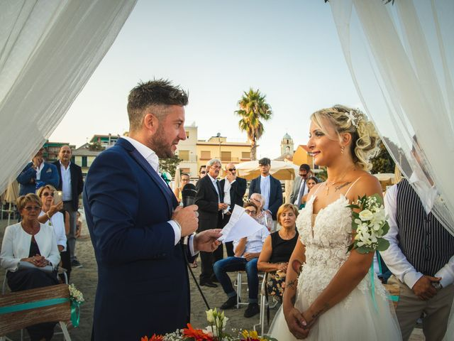 Il matrimonio di simone e Silvia a Albissola Marina, Savona 26