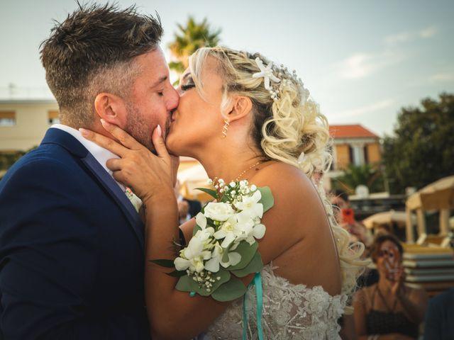 Il matrimonio di simone e Silvia a Albissola Marina, Savona 27
