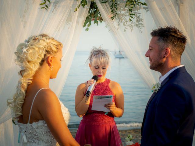 Il matrimonio di simone e Silvia a Albissola Marina, Savona 31
