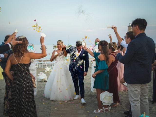 Il matrimonio di simone e Silvia a Albissola Marina, Savona 36