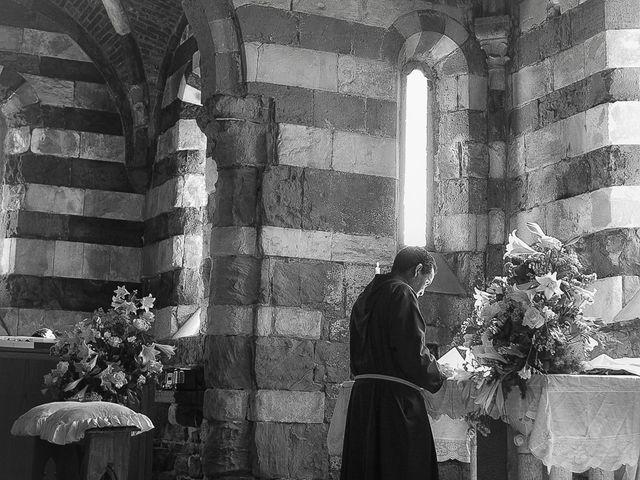 Il matrimonio di Awet e Rachel a Portovenere, La Spezia 3