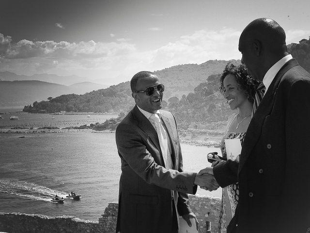 Il matrimonio di Awet e Rachel a Portovenere, La Spezia 2