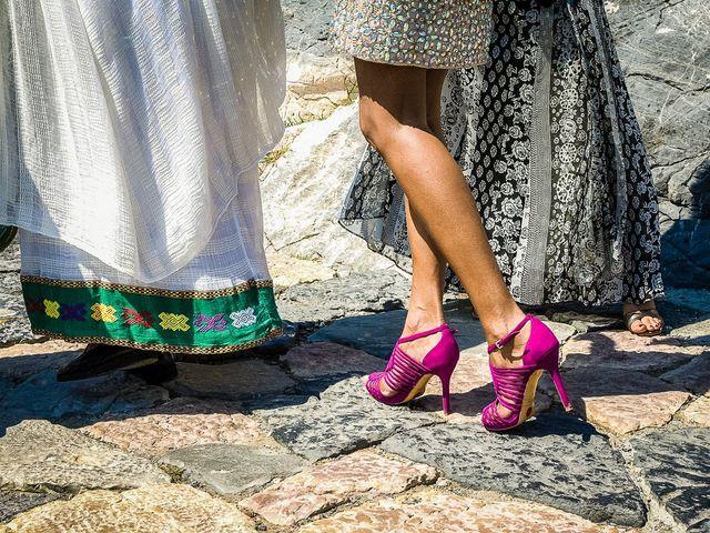 Il matrimonio di Awet e Rachel a Portovenere, La Spezia 8