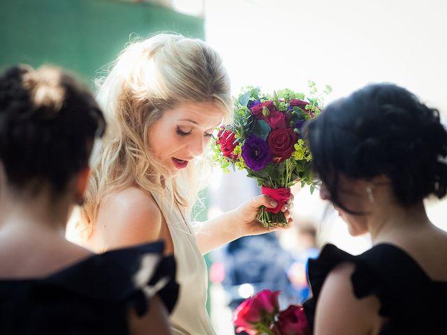Il matrimonio di Awet e Rachel a Portovenere, La Spezia 9