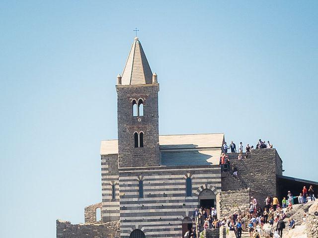 Il matrimonio di Awet e Rachel a Portovenere, La Spezia 10