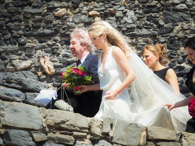 Il matrimonio di Awet e Rachel a Portovenere, La Spezia 11