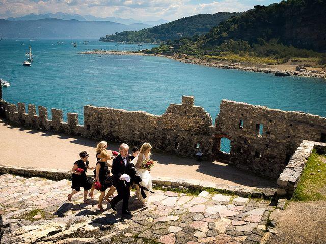 Il matrimonio di Awet e Rachel a Portovenere, La Spezia 12